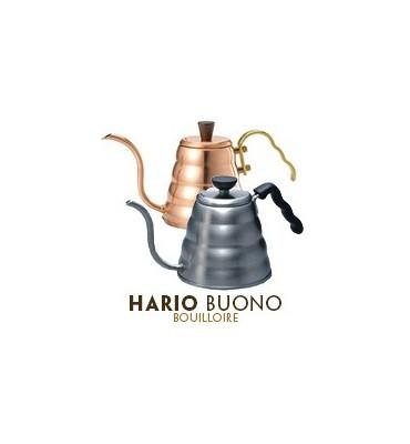 Bouilloire Buono Kettle en cuivre 900 ml