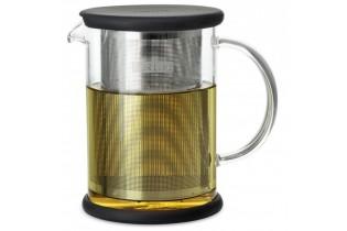 Théière Lucent 0,70L en verre avec filtre