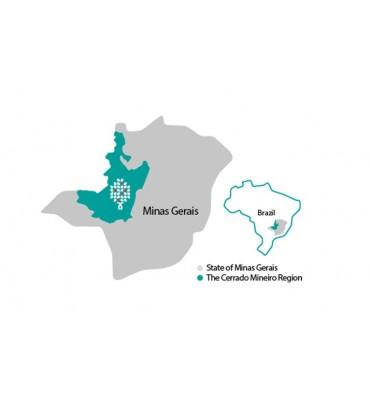 BRESIL  Sul De Minas 17/18...