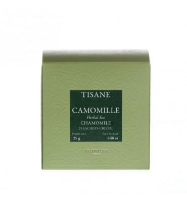 Camomille, 25 sachets cristal Dammann