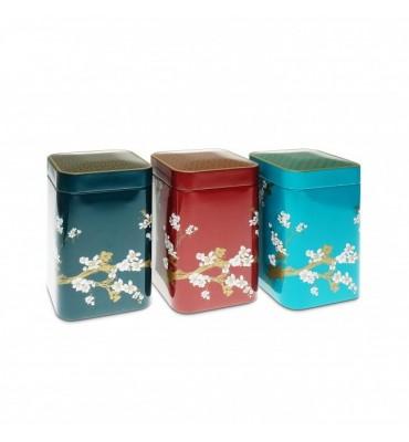 Boite à thé 100 gr Japan