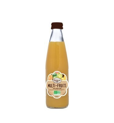 Jus Multifruits   BIO 25 cl