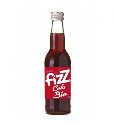 FIZZ Cola BIO 33cl