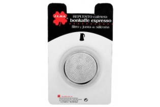 Joint pour cafetière Italiène ILSA Bonkaffe expresso   2 tasses