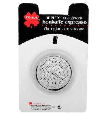 Joint cafetiere Italiène ILSA Bonkaffe 4 tasses