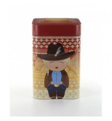 Boîte Little Cowgirl 100 gr