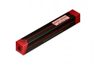 10 capsules Mélange Bar (rouge)