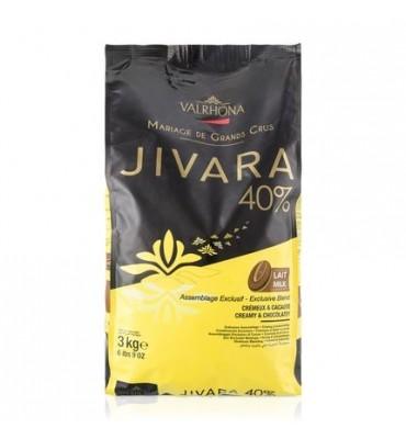 Fève Jivara 40  %