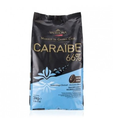 Fève Caraibe 66 %