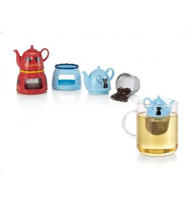 Infsueur à thé flottant Filou ou Bénares