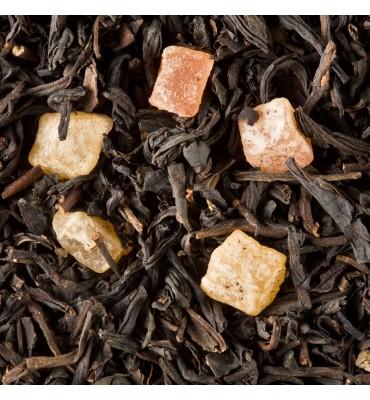 Thé noir Caramel Toffee