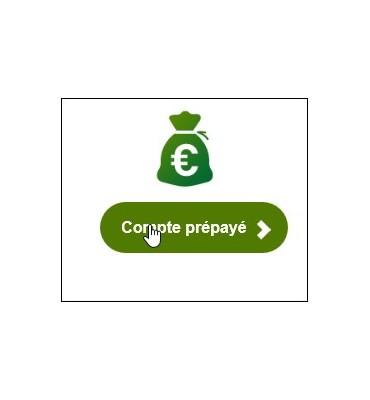 Rechartge compre pré-payé