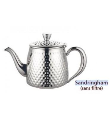 Théière en inox sans filtre Sandringham 1 litre