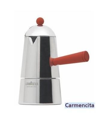 Cafetiere italienne Carmencita Lavazza 6 tasses
