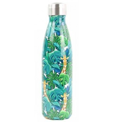 Bouteille isotherme 500 ml Girafe