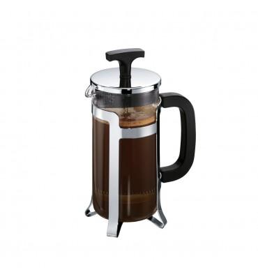 JESPER Cafetière à piston, 3 tasses, 0.35 l, acier inox