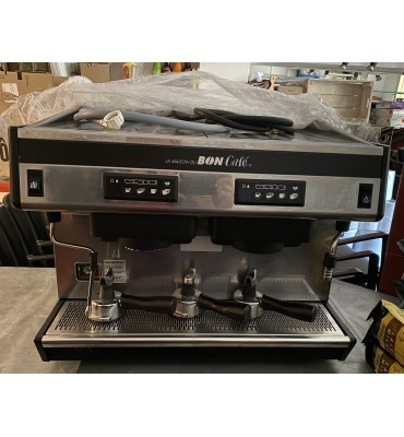 Machine Expresso professionnelle UNIC Rumba Twin 2 groupes