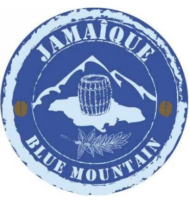 Blue moutain - Saint Cloud estate JAMAIQUE Arabica - typica