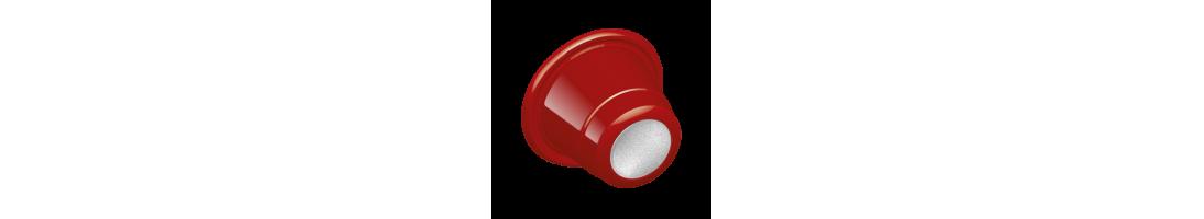 Capsules et dosettes compatibles